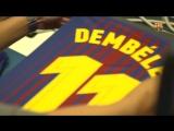Трансфер Дембеле стал вторым в истории. Дороже только Неймар