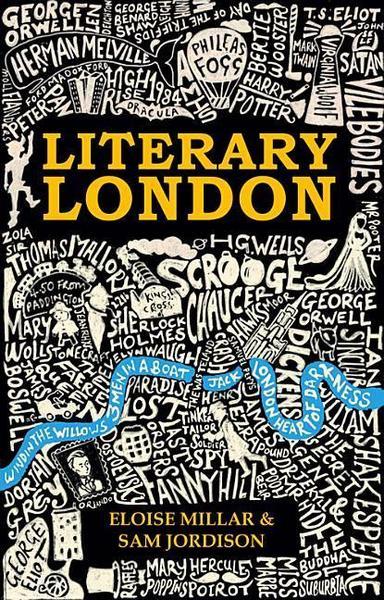 Eloise Millar, Sam Jordison - Literary London