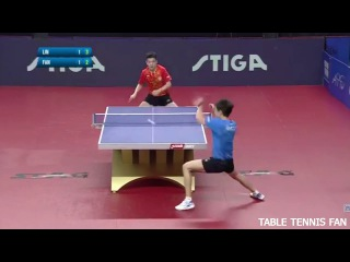Fan Zhendong vs Lin GaoYuan | Finals Asian Cup 2017 MS