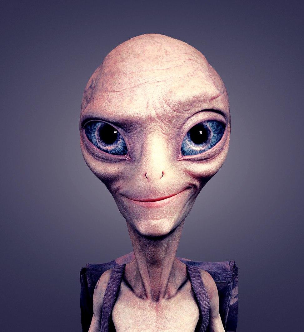 Инопланетянин смешной картинки, слова