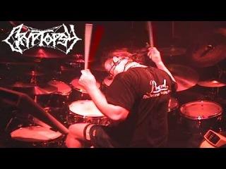 Insane Metal Drummer - Flo Mounier [HD]