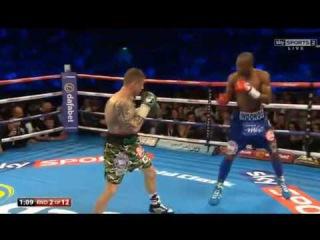 Ricky Burns vs Julius Indongo 2017-04-15
