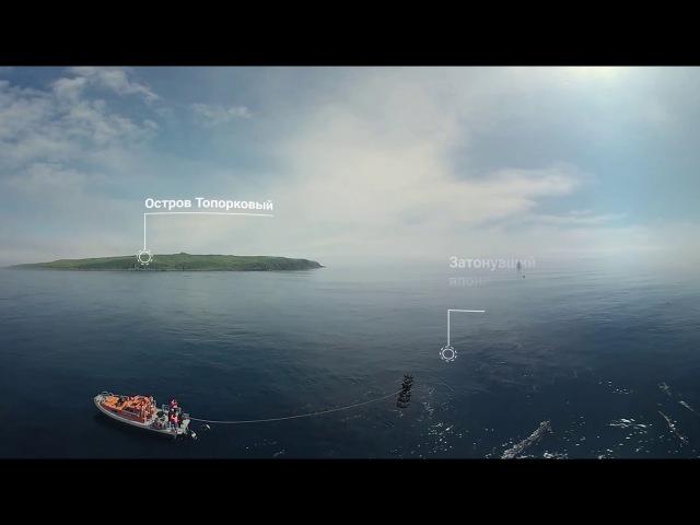 Экскурсия по загадочному острову Матуа эксклюзивная съемка 360° смотреть онлайн без регистрации