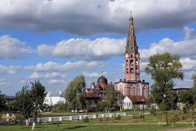Главные достопримечательности городов и регионов Приволжья, изображение №9