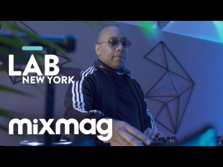Carl Craig - Live @ MIXMAG DJ Lab NYC