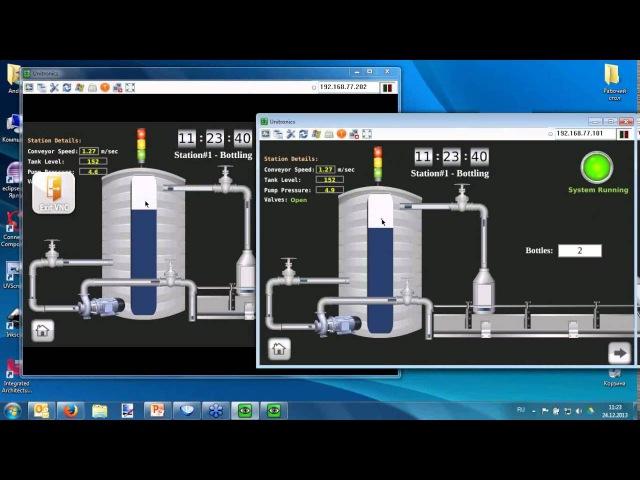 Контроллеры UniStream от Unitronics