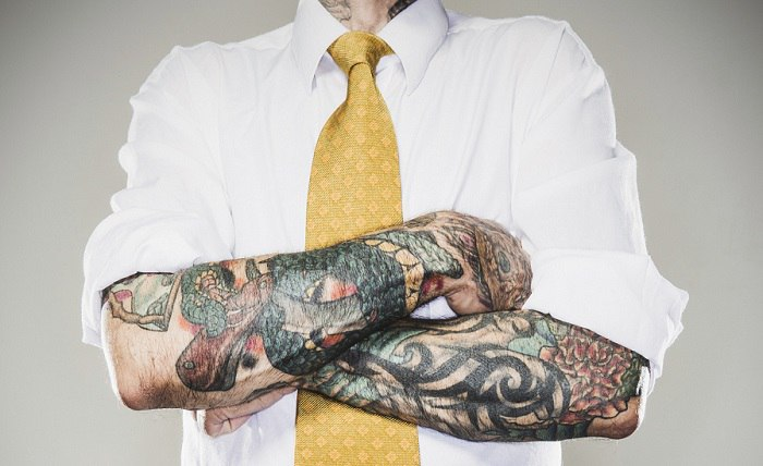 Мешают ли татуировки работе?, изображение №1