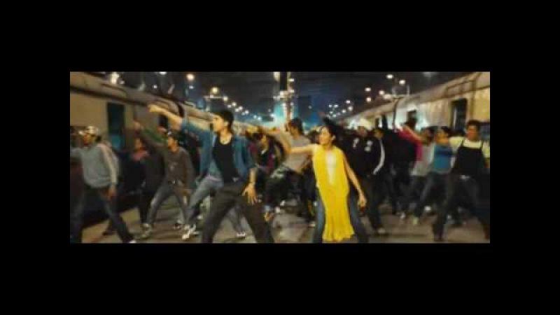 Slumdog Milionaire Final Scene Jai Ho Dance