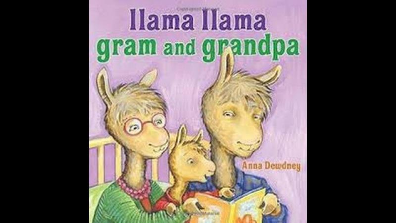 Llama Llama Gram And Grandpa by Anna Dewdney Read by SUPER BooKBoY