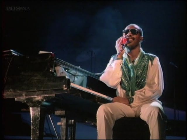 Stevie Wonder I Just Called To Say I Love You 1984 High Quality