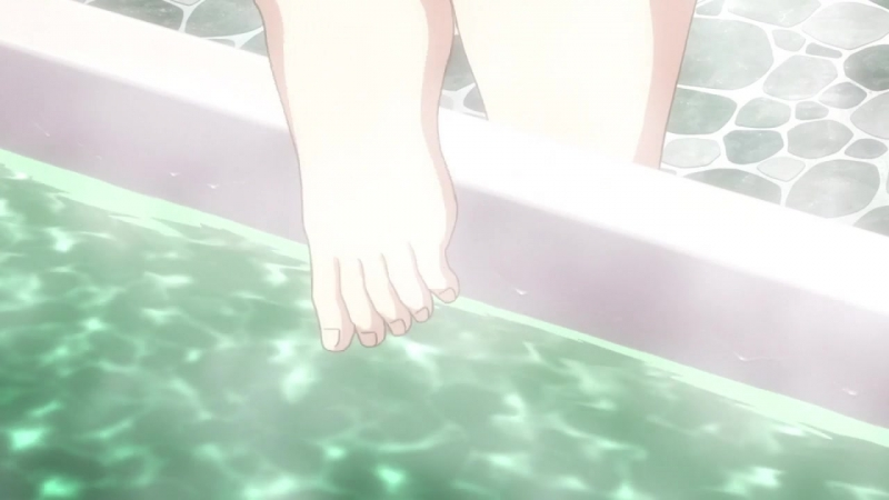 AniDub 02 серия Дешевые сласти 2 Dagashi Kashi 2
