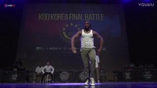 KOD KOREA JUGES 2018 DS SALLY JR BOOGALOO