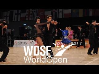 Guillem Pascual - Rosa Carne, ESP | Cha-cha-cha | 2017 W Open Latin Vienna SF