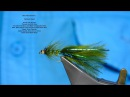 Tying the Blue Flash Damsel Nymph/Woolly Bugger with Davie McPhail