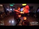 Abdel y Lety [ Lola Jane - Kiss Me ] @ Club de la Bachata Sensual y La Salsa