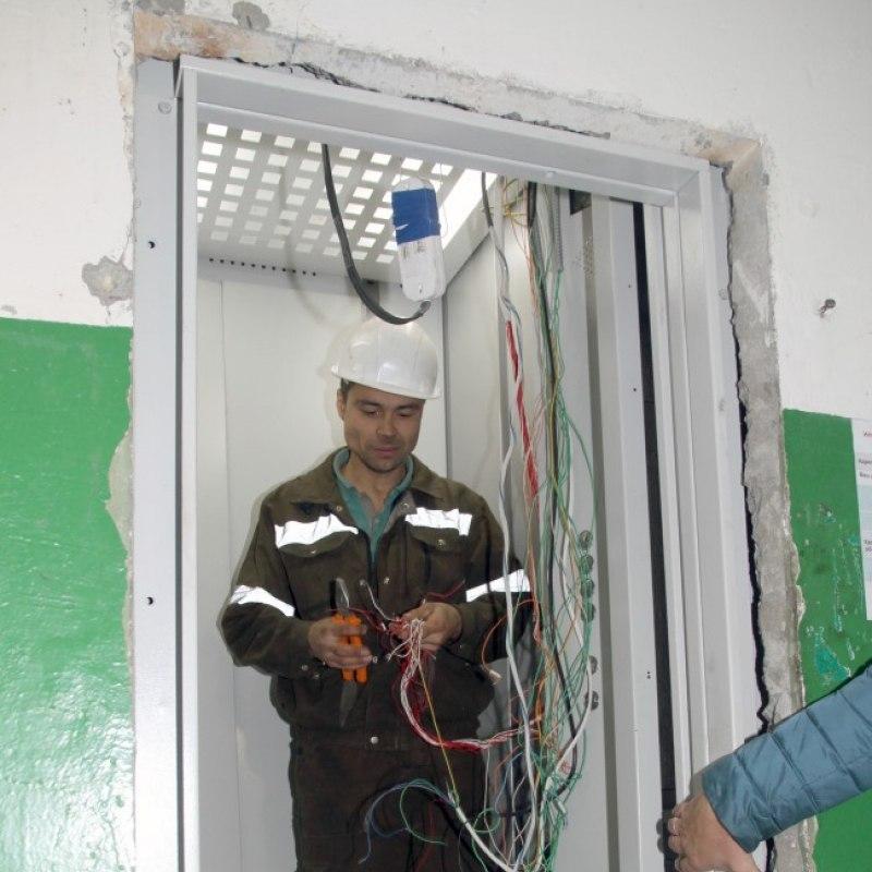 Вдомах Калуги попрограмме капремонта поменяют более 50-ти лифтов