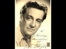 Tito Schipa - A canzone d`e stelle.