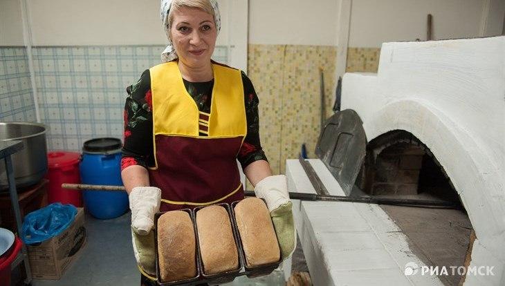 Пекарня открылась в томском селе, куда хлеб 6 лет возили за 25 километров