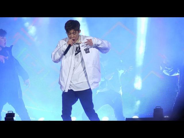 20180303 나이키 스포츠 페스티벌 피날레 콘서트 (NIKE SPORTS FESTIVAL FINALE CONCERT) iKON (아이콘) B.I (비아이) @세4