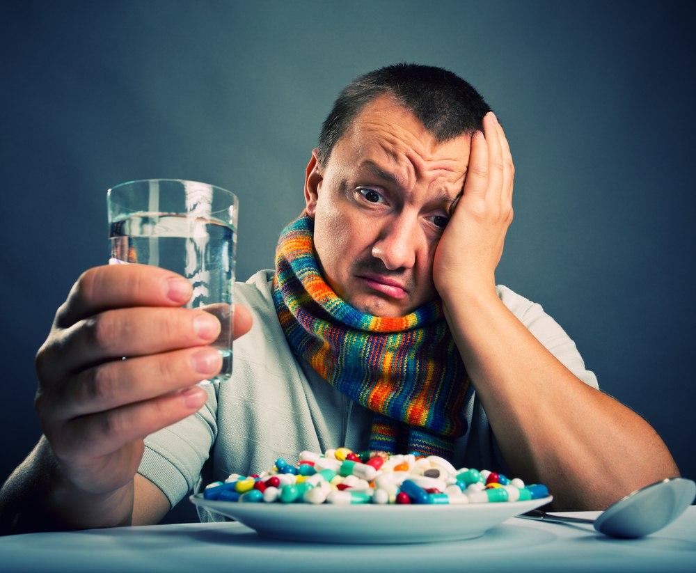 Что вызывает простуду?