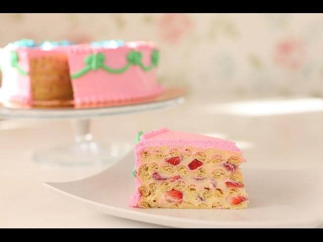 Рецепты тортов из заварного теста, профитрольный торт.