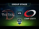 Dire vs coL Game 2 - King's Cup: America Group Stage - @DakotaCox @GranDGranT @KBBQ @Lacoste