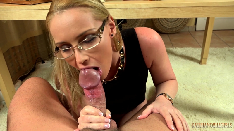 Clips4 Sale Kathia Nobili Blackmailing in the office Fuck that bitch BOSS mouth to keep your