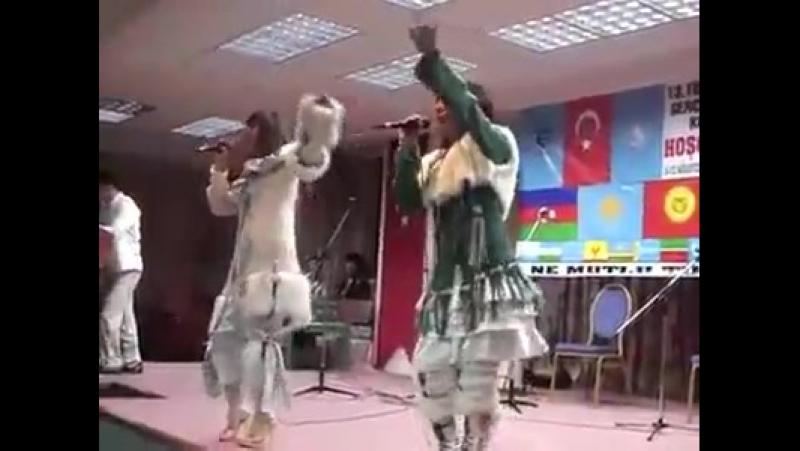 Nogay Türkleri Yelemik Sam Yeli Austos 2007 Ohri Makedonya