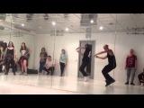 HIP-HOP - Валера и Левон - RaiSky Dance Studio - Live dance class