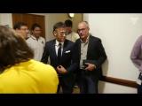 Неймар выпустил видеодневник о переходе в ПСЖ