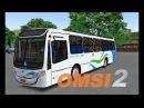 Автобус Mascarello Granmetro 2012 для Omsi 2