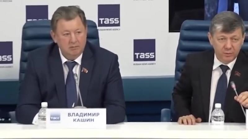 Важное заявление Зюганова! Смотреть всем! Сплачиваемся все как один ЗА РОДИНУ, ЗА ГРУДИНИНА