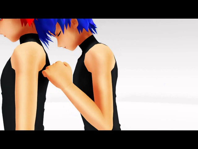 MMD Taking Back My Love Akaito Kaito Thanks for 2K Subs