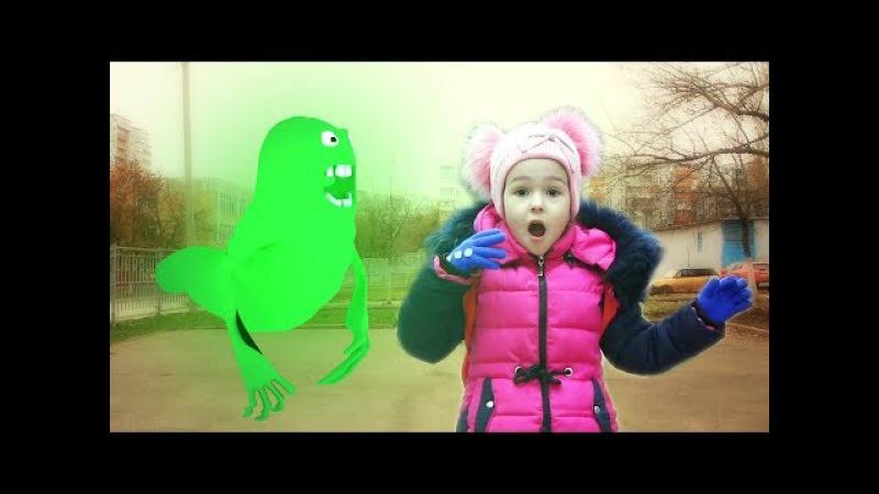 Видео для детей Привидение и машинки на пульте управления top 10 серия на KidsFM дет