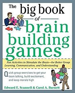 The Big Book of Brain Building Games - Edward E