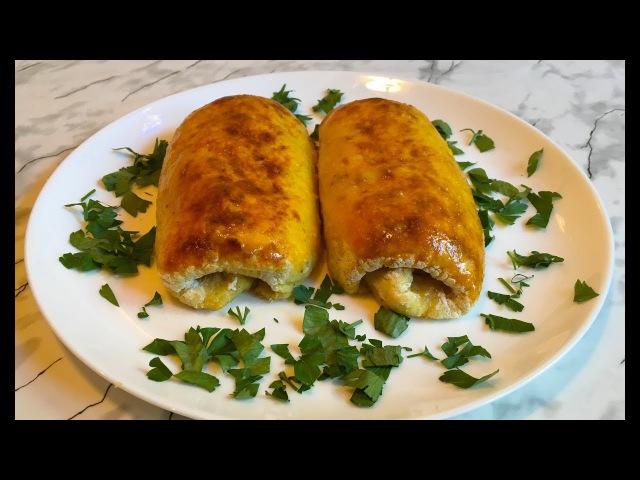 Картофельные Рулетики с Фаршем / Potato Rolls With Minced Meat / Пошаговый Рецепт(Вкусно и Просто)