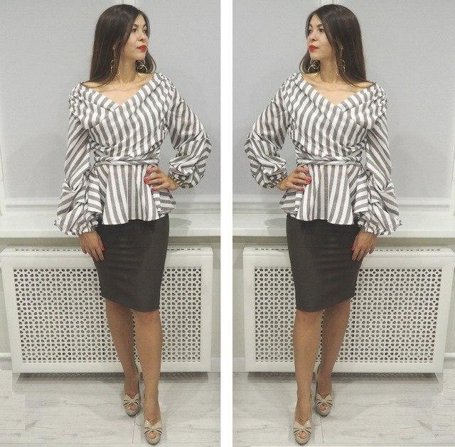Шикарная блузка из магазина Natasha moda Store