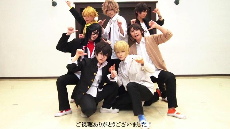 刀剣乱舞 男士高校生組で最強☆青春ボーイズ踊ってみた コスプレ sm32559959