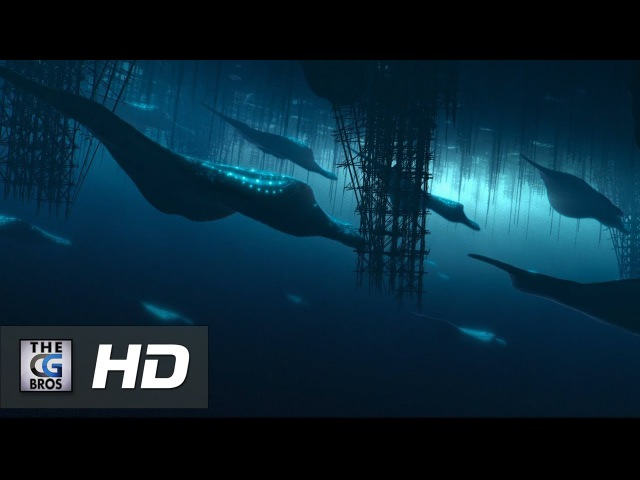 CGI VFX Short Film: Yemanja - by ArtFX