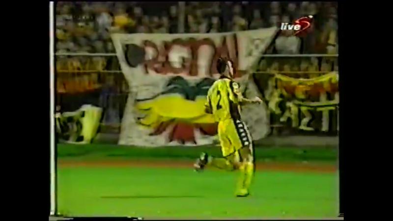 222 UC-1999/2000 AEK Athen - AS Monaco 2:2 (23.11.1999) FULL