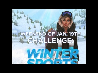 Weekend Outfit Challenge: Winter Sports