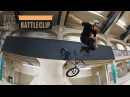BATTLECLIP - STITCHES FOR GREG ILLINGWORTH! insidebmx