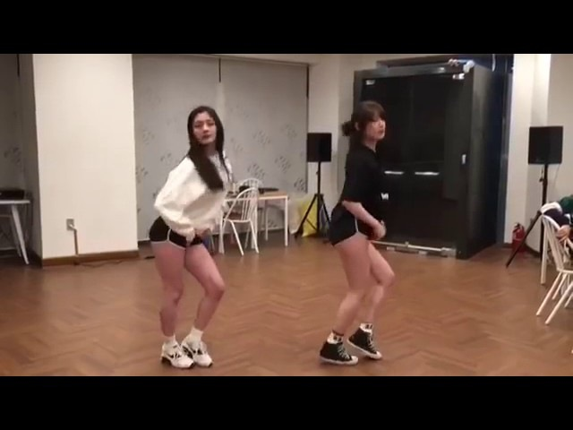 [Practice Video] (PRISTIN) Kyul-Kyung,Rena 결경, 레나 - 24시간(24 hours)