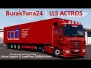 ETS2 - Liman Logistic Spedition GMBH Editon | Paylaşım | Bayram Hediyesi