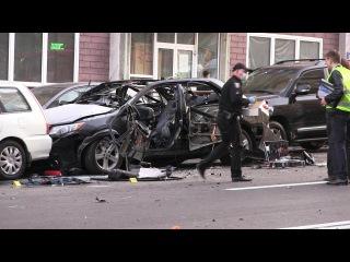 Очередной «разведчик ВСУ» взорван в Киеве