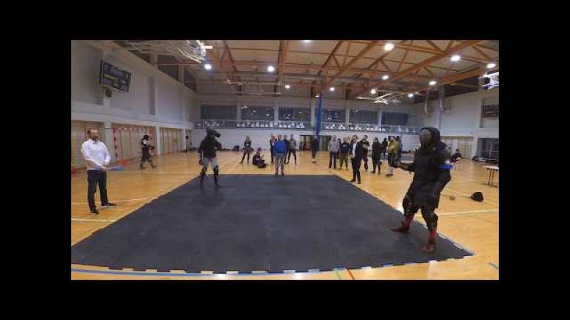 Wieliczka 2017 Szabla Grupa 5 VK vs JM