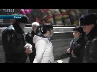Начавшийся в кировской сауне девичник закончился в полиции