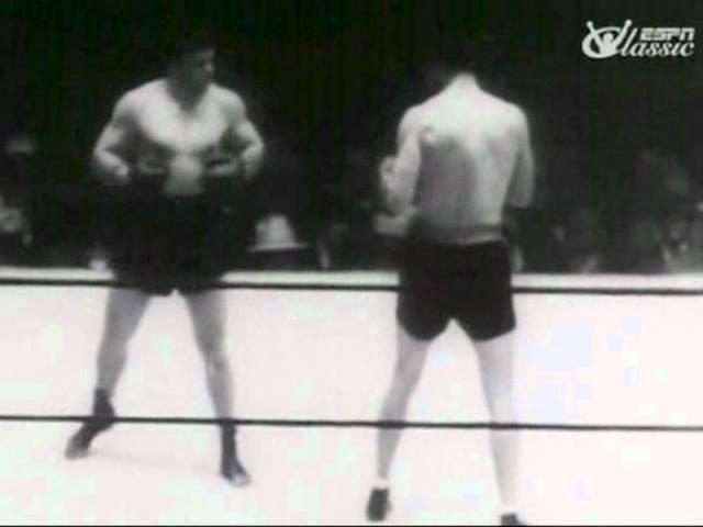 Max Schmeling vs Mickey Walker