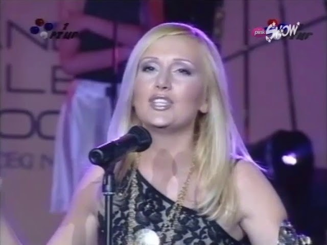 Leontina Crno pa se ne vidi Suncane skale TV Pink 2001