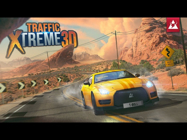 Traffic Xtreme Car Racing Highway Speed Геймплей Трейлер